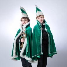 Prins Tijn en Adjudant Jip